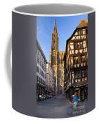 Strasbourg Cathedral Coffee Mug