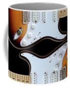 Electric Guitar 5 Coffee Mug
