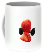 Strawberry Blackberry Coffee Mug