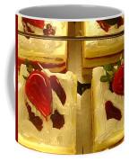 Strawberry Cakes Coffee Mug