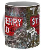 Strawberry Fields Forever Coffee Mug