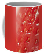 Strawberry Macro Coffee Mug