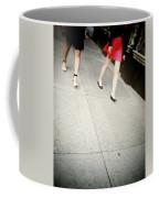 Strawberry Short Walk Coffee Mug