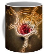 Strawberry Splash - 2 Coffee Mug