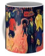 Street - Dresden Coffee Mug