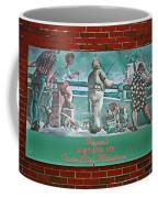 Street Ad Coffee Mug by Skip Willits