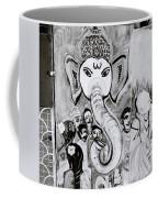 Urban Ganesh Coffee Mug