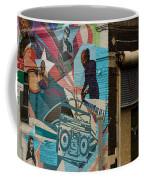 Street Art Coffee Mug