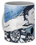 Street Art Santiago Chile Coffee Mug