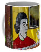 Street Art Valparaiso Chile 7 Coffee Mug