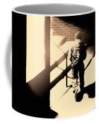Street Artist Coffee Mug