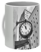 Street Clock Coffee Mug