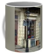 Street Corner In New Orleans Coffee Mug