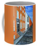 Street In Dublin Coffee Mug