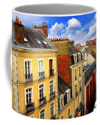Street In Rennes Coffee Mug