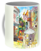 Street In Saint Martin Coffee Mug