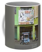 Street In Surabaya Indonesia Coffee Mug