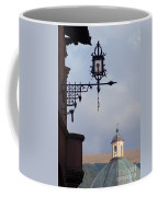 Street Lamp, Assisi Coffee Mug