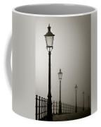 Street Lamps Coffee Mug by Dave Bowman