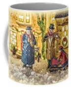 Street Musicians Coffee Mug