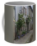 Street Scene Durfort France Coffee Mug