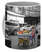 Street Seller Coffee Mug
