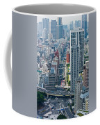 Street View Tokyo Coffee Mug
