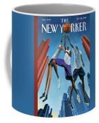Streetball Coffee Mug