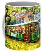 Streetcar On St.charles Avenue Coffee Mug