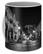 Streets Before Christmas Coffee Mug