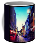 Streets Of Dublin Coffee Mug