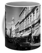 Streets Of Puebla 9 Coffee Mug