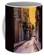 Streets Of San Juan Coffee Mug