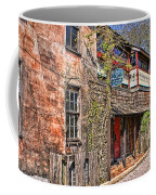 Streets Of St Augustine Florida Coffee Mug