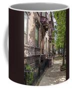 Streets Of Troy New York Coffee Mug