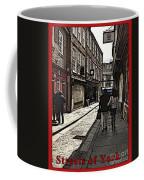 Streets Of York Coffee Mug