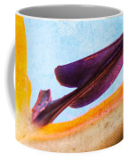 Strelitzia Abstract Coffee Mug