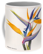 Strelitzia Flowers Coffee Mug