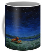 Strength In Their Strides And Courage In Their Hearts Coffee Mug