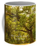 Strength Coffee Mug