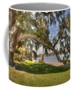 Stretch To The Water Coffee Mug