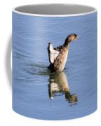Stretched Out Coffee Mug