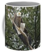 Stretching Coffee Mug