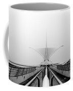 Stretching View For Stretching Wings Coffee Mug