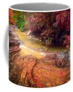 Striated Creek Coffee Mug