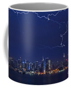 Strikes And Bolts In Nyc Coffee Mug