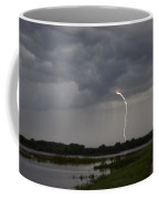 Striking Big Marsh Coffee Mug