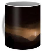 Striking Mountain Coffee Mug