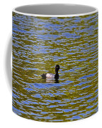 Striking Scaup Coffee Mug