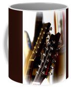 Strings Galore - Guitar Coffee Mug